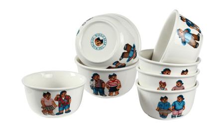 4.5寸饭碗 儿童陶瓷碗