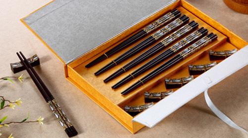 柯木筷子 - 茗腾礼筷