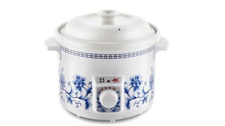 陶瓷电炖锅3.5L