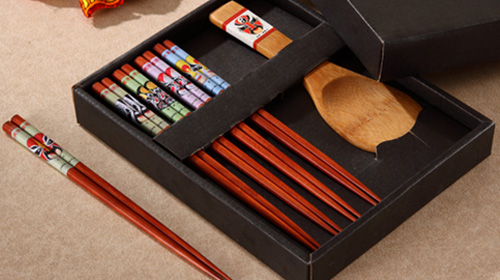 木筷 - 茗腾礼筷
