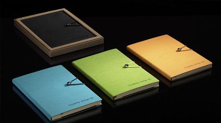 平装笔记本16K