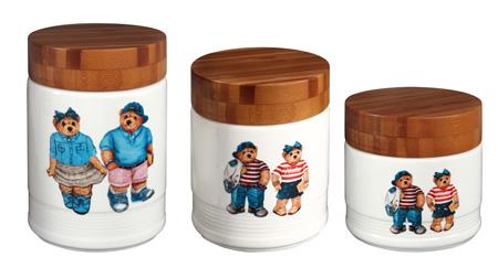 维尼熊陶瓷储物罐(大)
