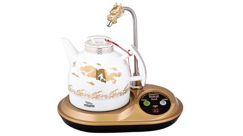高温强化陶瓷电水壶