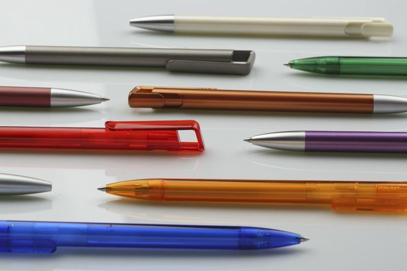 SMOOTH书畅 中性笔 - 珠光铜笔头
