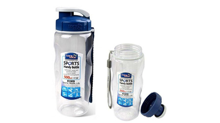 乐扣乐扣lock&lock手提型运动水壶