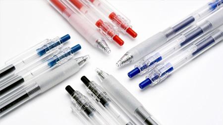透明中性笔