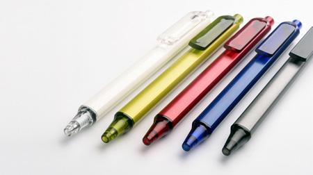 铂瑞金属中性笔