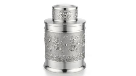 九龙锡罐(精装)