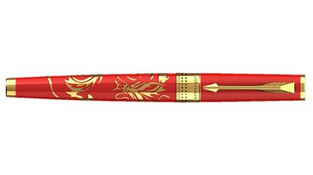 《派克笔》精英中国龙限量版超滑笔