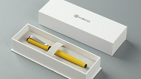 雅致宝珠笔 纸盒包装
