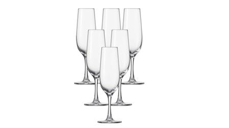 香槟气泡杯六件套