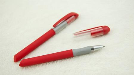 红色圆珠笔 中性笔
