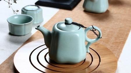 四方壶茶具