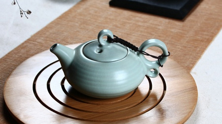 伴月壶茶具套装