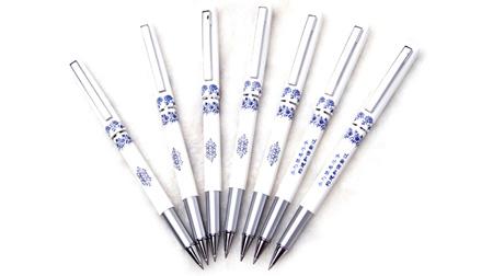 青花中性笔