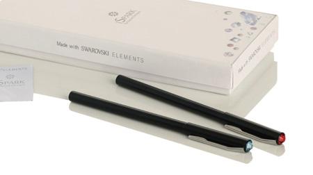 施华洛世奇授权水晶Magnetic磁性笔(2支装)