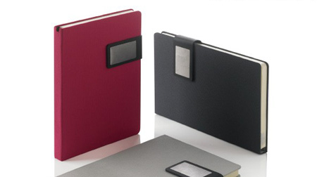 Prestige 磁性扣笔记本套装