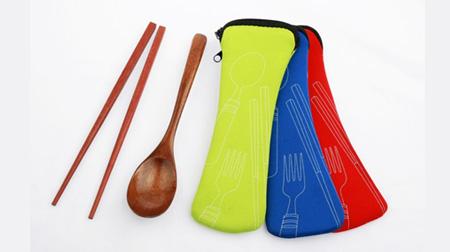 红木筷木勺潜水包套装