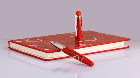 HOLI笔、本子套装