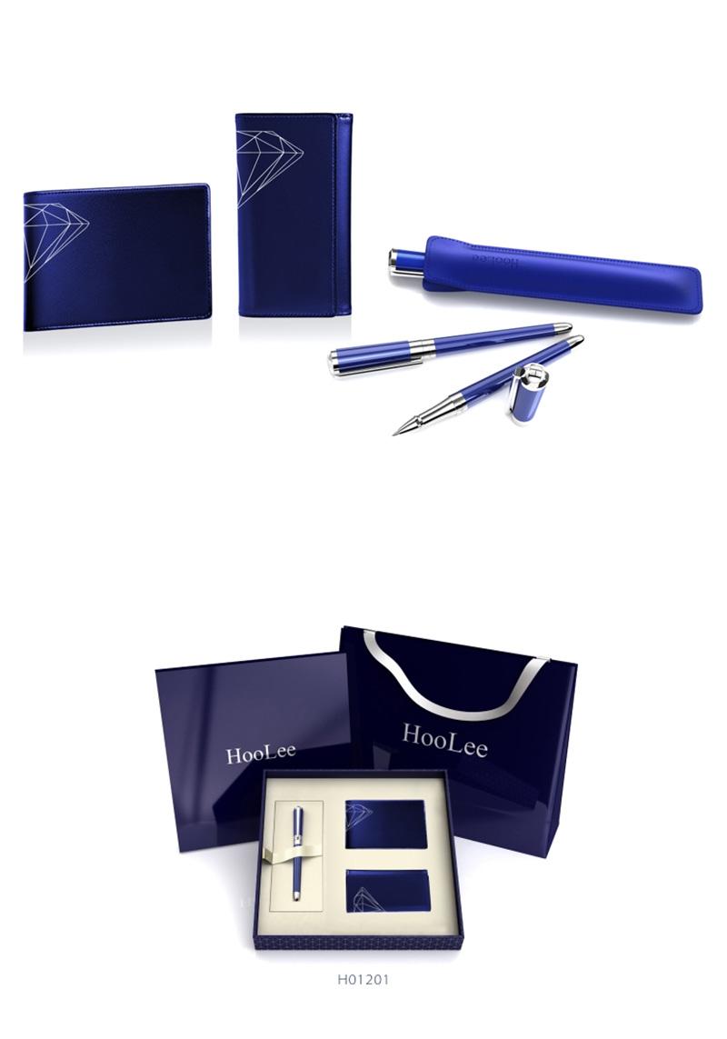 HooLee 女士笔、卡包、钥匙包