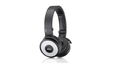 AKG高性能封闭式头戴耳机
