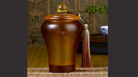 节节高茶叶罐