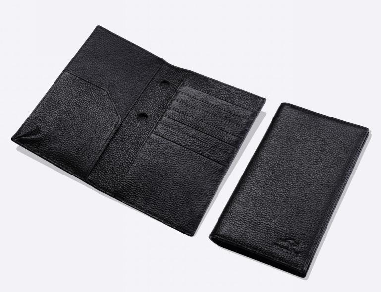 豪爵袋鼠护照卡包