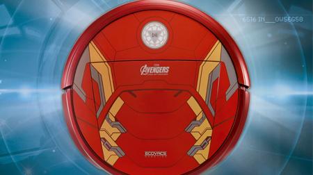 地宝 钢铁侠D80I 地面清洁机器人系列