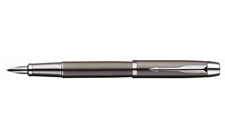 派克IM金属灰白夹墨水笔