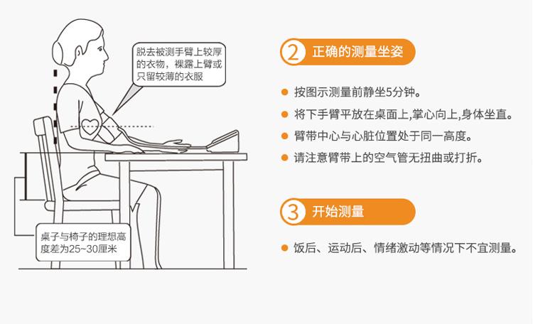 电子血压计MP150f 家用臂式自动智能加压测量血压仪测血压