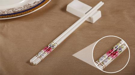 陶瓷筷子、白瓷筷子