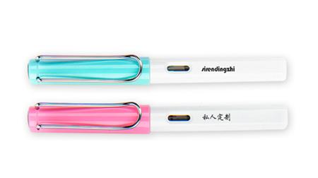 人体工程学设计钢笔、签字笔