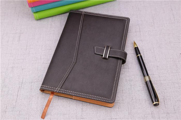 商务办公笔记本 商务礼品记事本A5 牛仔口袋款-双包边
