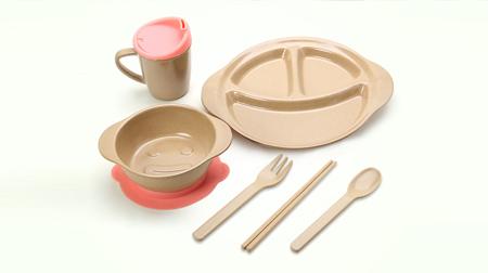 健康安全抗菌易清洗创意儿童餐具
