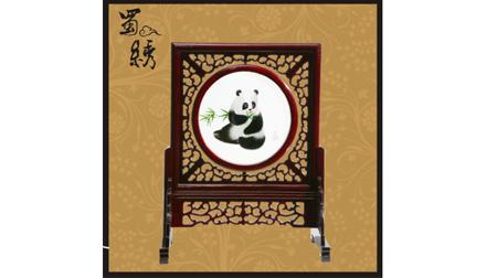 普通满架座熊猫B