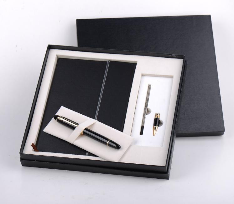 公爵GJ1005笔记本+两用笔(钢笔+宝珠)