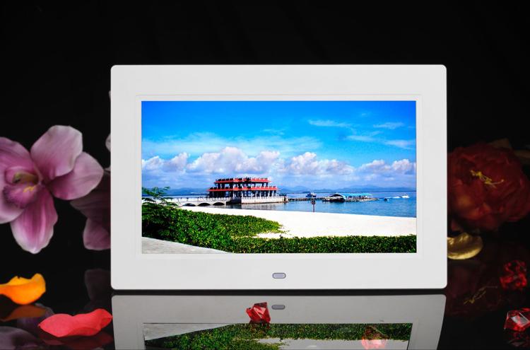 10寸A级1024×600特丽屏智能相框