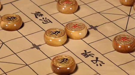 金丝楠象棋