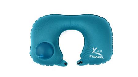 旅游便携按压式充气U型枕头(颈脖护理)