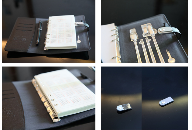 8GU盘移动电源笔记本(巧手版)