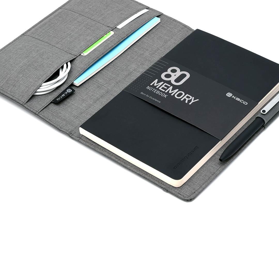 KACO经典商务笔记本、文具袋礼盒12bet登录