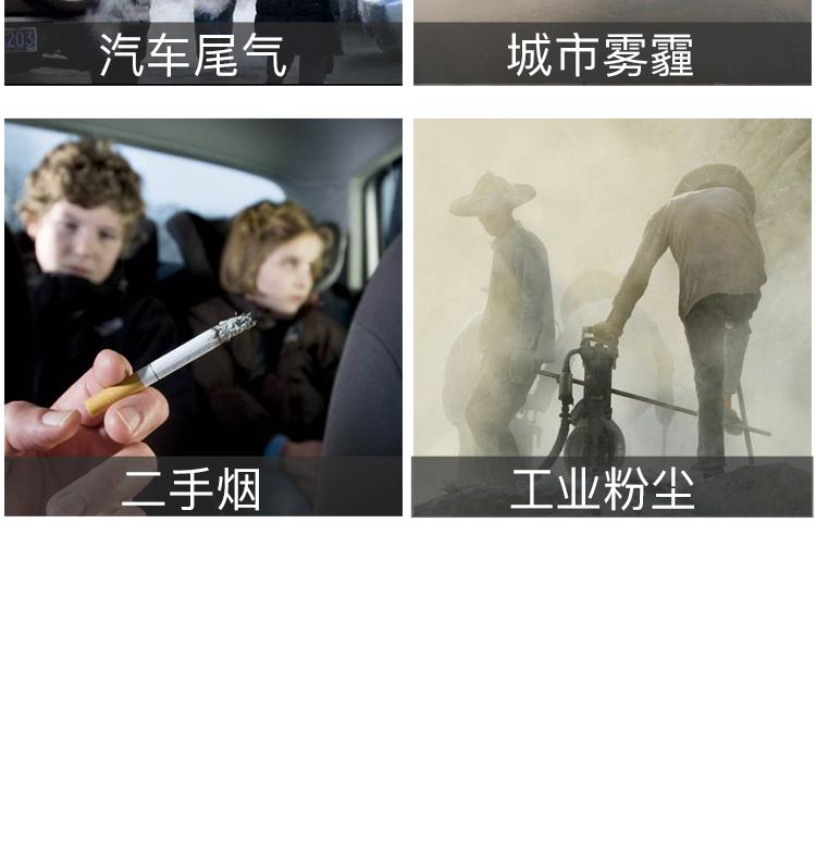 himama专业防雾霾口罩