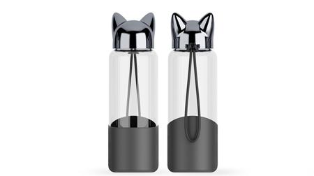 闪电狐玻璃杯350ML