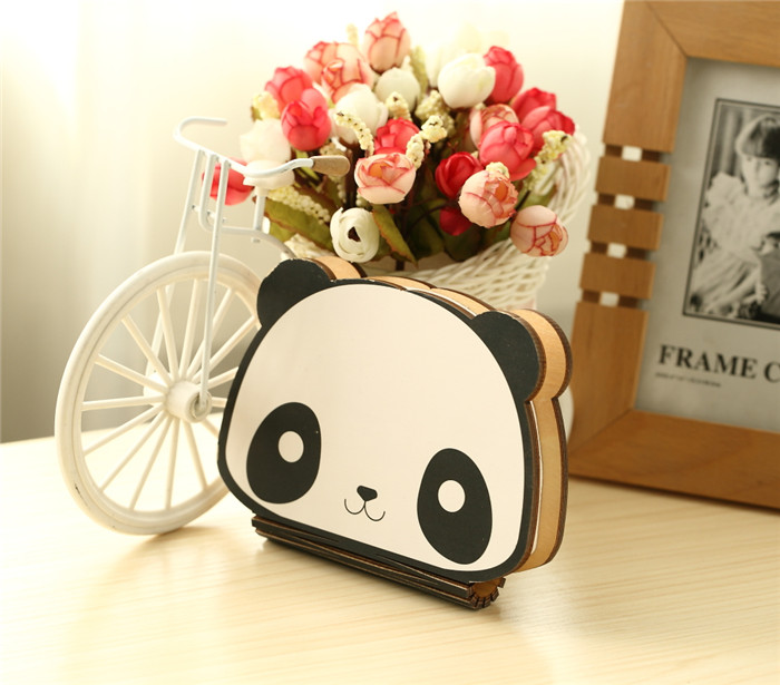 熊猫七彩书灯