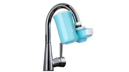 艾可丽(AQUAKLEEN ) 马卡龙 水龙头净水器家用厨房直饮自来水过滤器超滤净水机