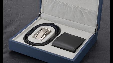 皮尔卡丹LHP6A2004-BBA皮带+钱包套装