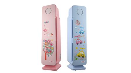 儿童款空气净化器KJ150F-D03